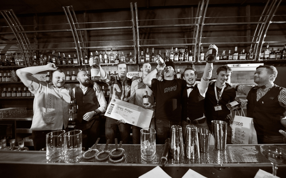 Ultimate Bartender Championship by Monkey Shoulder