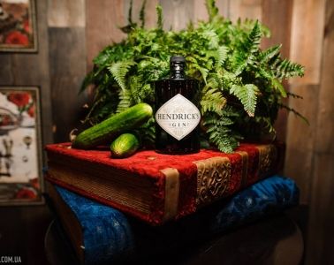 The second thematic event for Hendrick's Gin