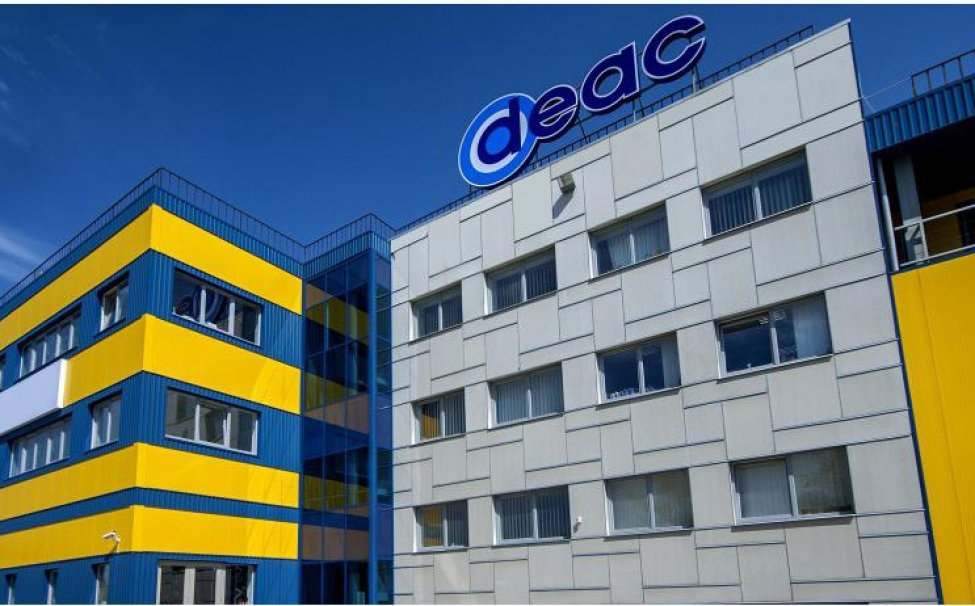 PR-support of DEAC in Ukraine