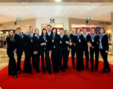 Opening ceremony of the largest Duty Free shop in Europe