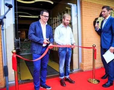 Mainstream opens the largest craft brewery in Ukraine